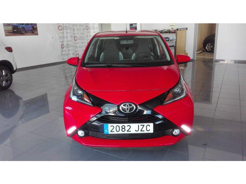 Toyota Aygo 1.0 I 70CV x-play