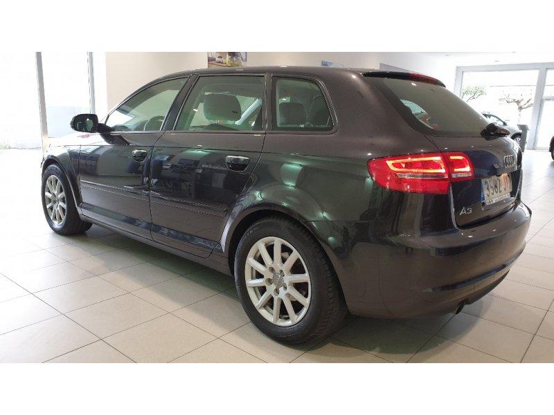 Audi A3 1.6 TDI Sportback 105CV -