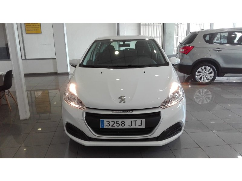 Peugeot 208 5P ACCESS 1.6 BlueHDi 55KW (75CV) Access