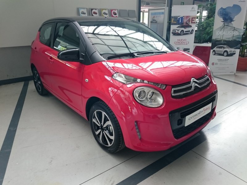Citroen C1 VTi 53KW (72CV) ETG City Edition