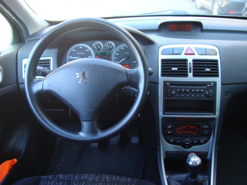 Peugeot 307 2.0 HDi 90cv XS