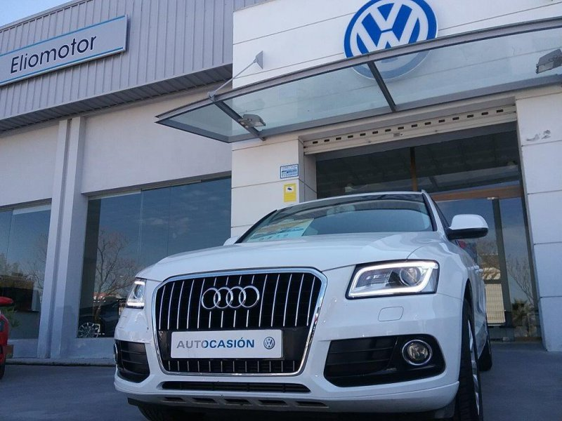 Audi Q5 2.0 TDI 150cv Advance