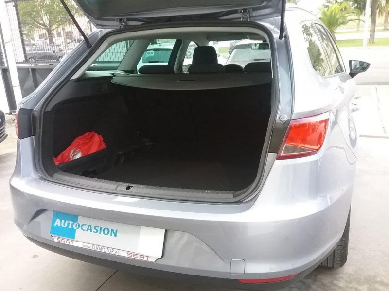 SEAT León ST 1.6 TDI 85kW St&Sp Reference Plus