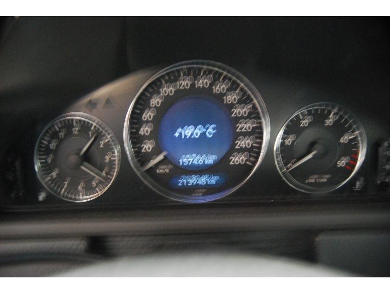 Mercedes-Benz Clase CLK CLK 270 CDI AVANTGARDE