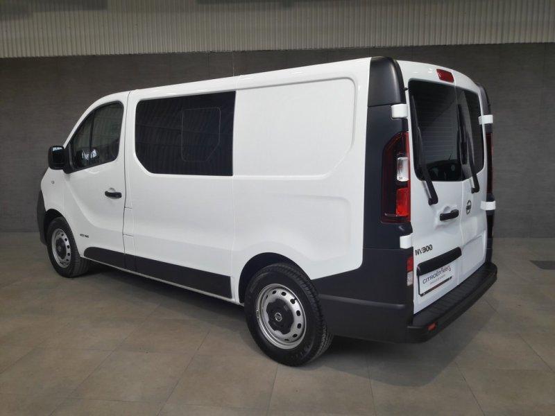 Nissan NV300 1.6dCi 92kW (125CV) S&S L1H1 1T COMF 5pl Comfort
