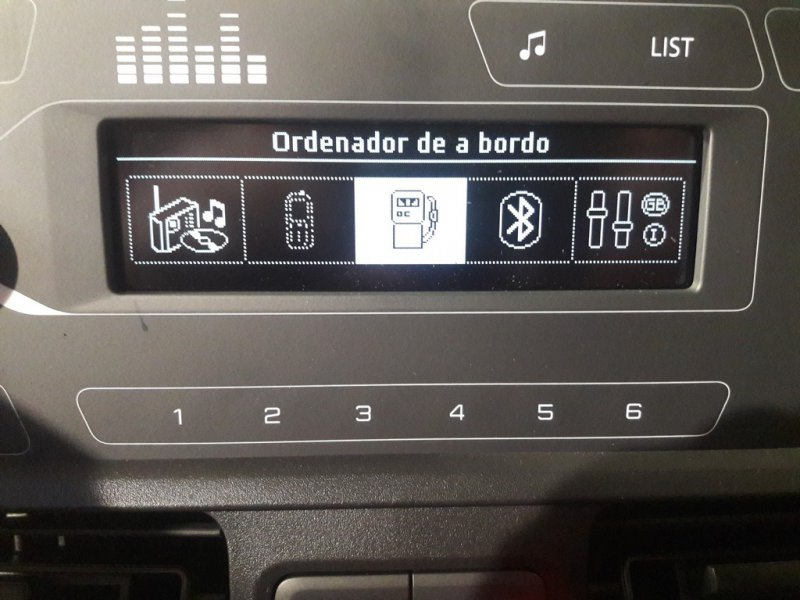 Citroen Berlingo Talla M BlueHDi 73kW CONTROL Control