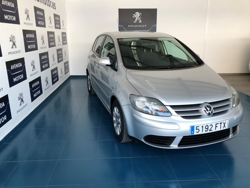 Volkswagen Golf Plus 1.9 TDI Sportline