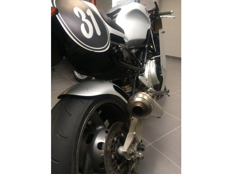 Yamaha TDM 900 ABS  850 CAFE RACE
