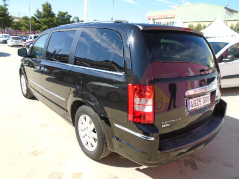 Chrysler Grand Voyager 2.8 CRD AUTOMATICO Touring