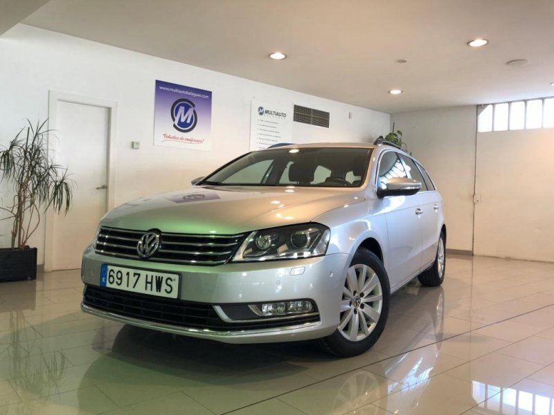 Volkswagen Passat Variant 2.0 TDI 140 DSG Advance BM Tech Advance BlueMotion