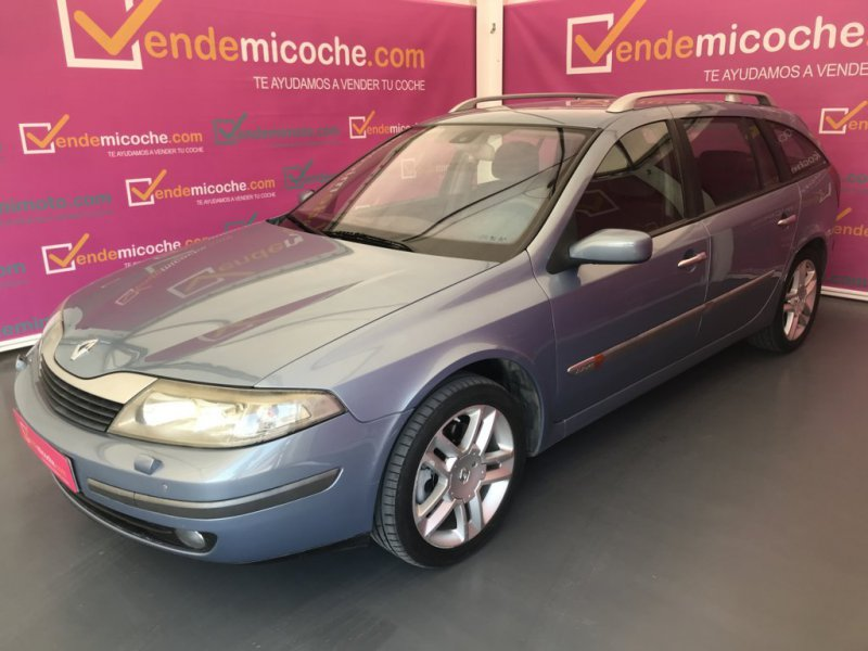Renault Laguna GRAND TOUR 2.2dCi PRIVILEGE