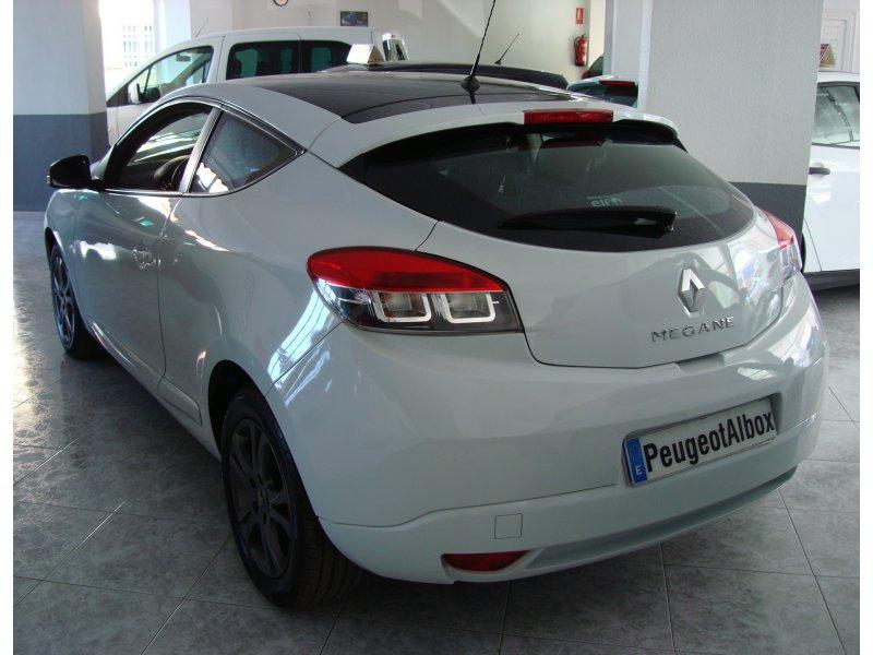 Renault Mégane 1.5dCi 110cv  COUPE