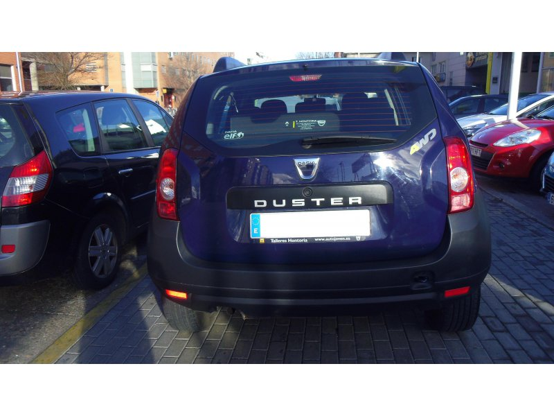 Dacia Duster 1.6 105 (4X4) Ambiance