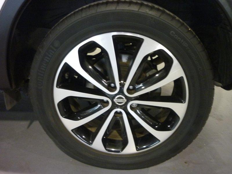 Nissan Qashqai 1.5 dCi 4x2 360