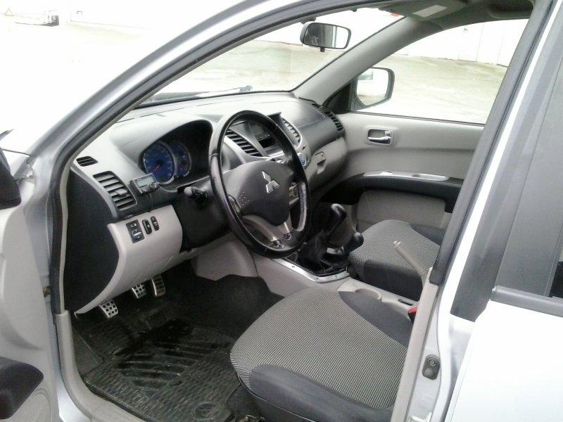 Mitsubishi L200 Doble Cabina 4X4 Intense