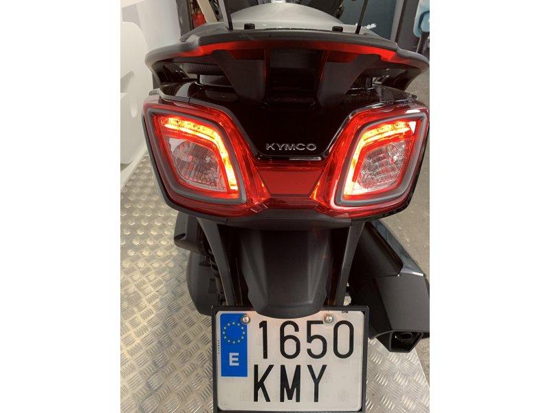 Kymco SuperDink 125 350