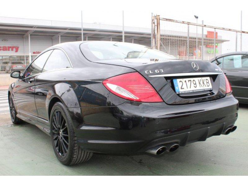 Mercedes-Benz Clase CL CL 63 AMG