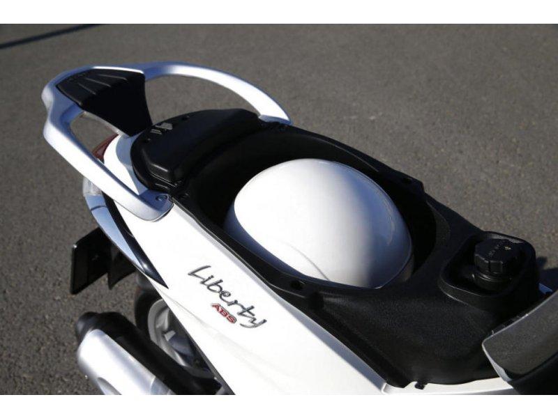 Piaggio Liberty 125i GET ABS 3V BAUL TRASERO Y MATRICULA DE REGALO
