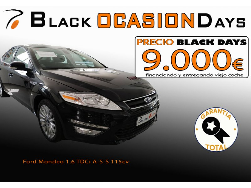 Ford Mondeo 1.6 TDCi A-S-S 115cv Limited Edition
