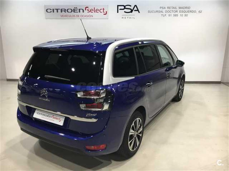 Citroen Grand C4 Picasso BlueHDi 120cv Shine