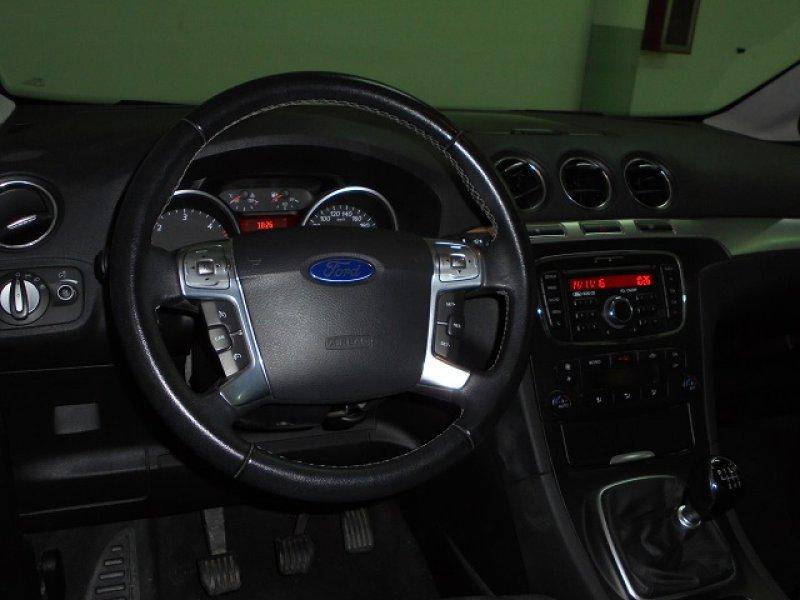 Ford Galaxy 2.0 TDCi 140cv DPF Trend