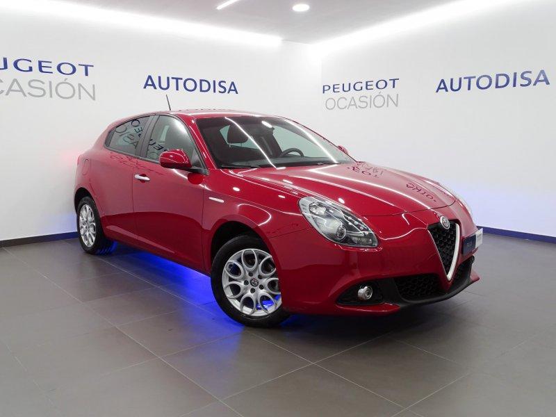 Alfa Romeo Giulietta 1.6 JTD 88kW (120CV) TCT Giulietta