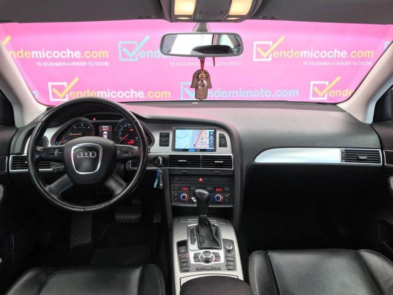Audi A6 2.7 TDI multitronic DPF -