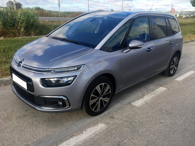 Citroen Grand C4 Picasso BlueHDi 88KW (120CV) Feel