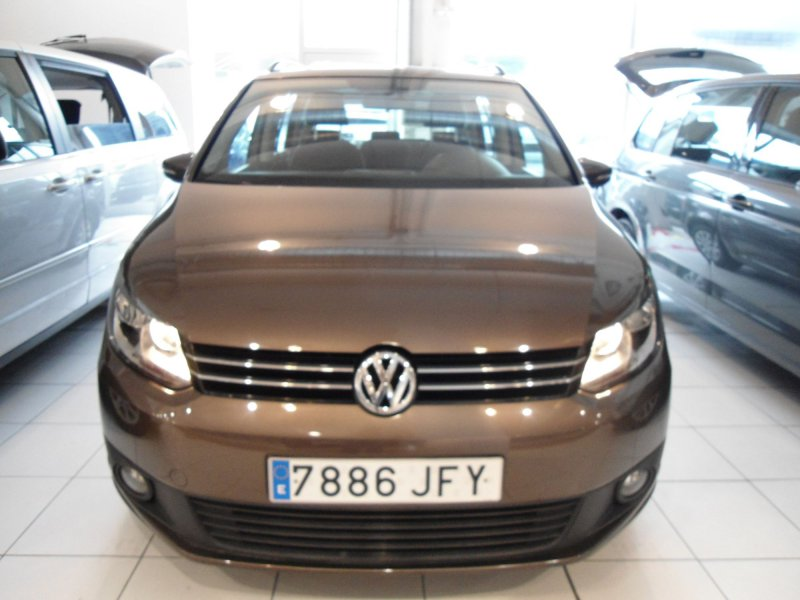 Volkswagen Touran 1.6 TDI CR 110CV BMT Business
