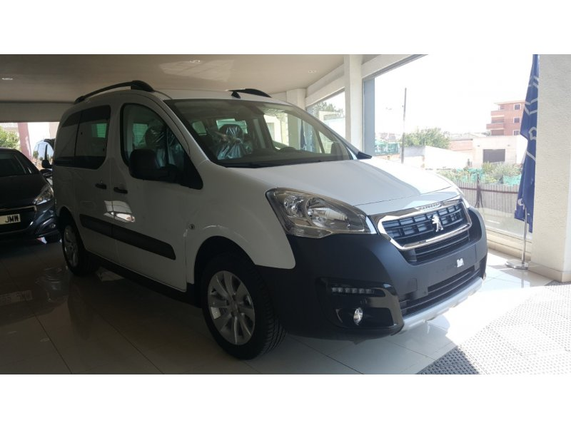 Peugeot Partner TEPEE Outdoor 1.6 BlueHDi 120