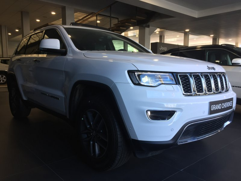 Jeep Grand Cherokee 3.0 V6 Diesel 140kW (190CV) E6 Limited