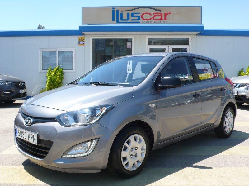 Hyundai I20 i20FL 1.2 CVVT 85CV City