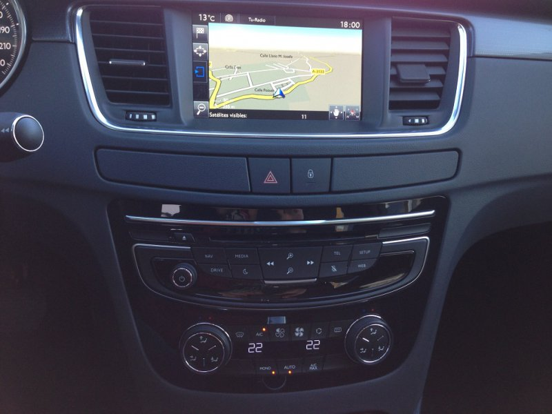 Peugeot 508 2.0 HDI 160cv Auto. Allure