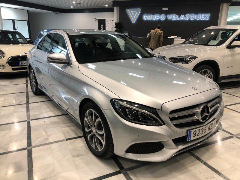 Mercedes-Benz Clase C AVANTGARDE 136CV AUTO Avantgarde