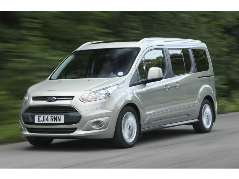 Ford Grand Tourneo Connect 1.6 TDCi 95cv Trend