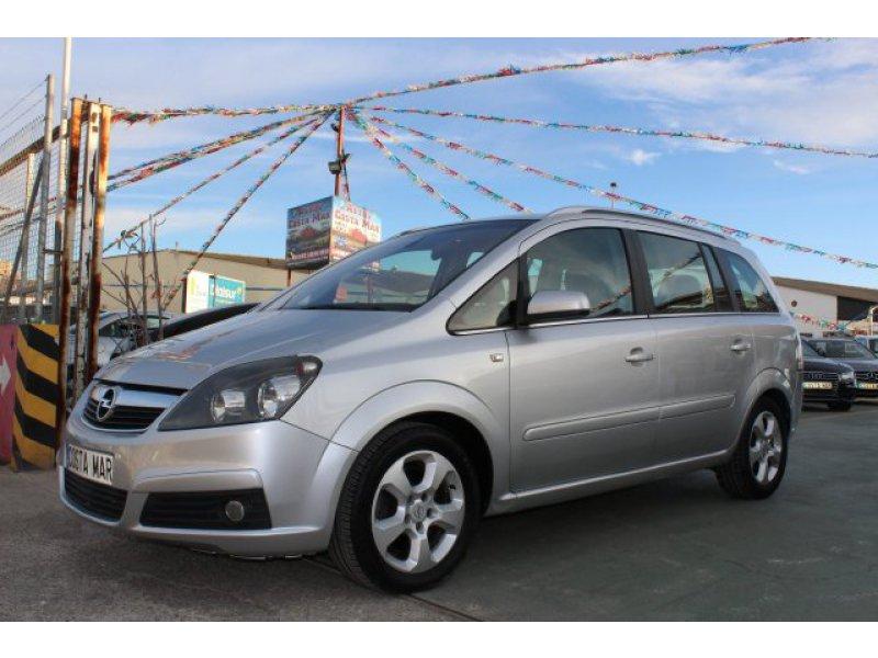 Opel Zafira 1.9 CDTi 8v 120 CV Auto Cosmo