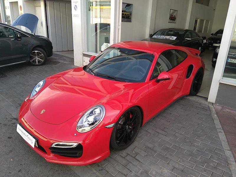 Porsche 911 Coupé Turbo