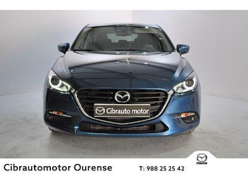Mazda Mazda3 2.2 DE 110KW MT Black Tech Edition