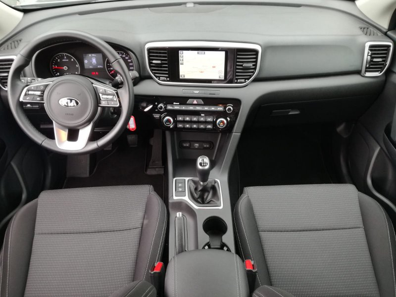 Kia Sportage 1.6 CRDi 85kW (115CV) 4x2 Drive