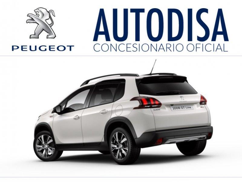 Peugeot 2008 1.2 PureTech 81KW (110CV) EAT6 GT Line
