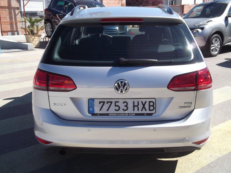 Volkswagen Golf Variant 1.6 TDI 105cv BMT DSG Advance