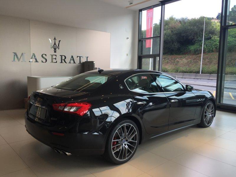 Maserati Ghibli Q4 3.0 V6 BT 410cv AWD S