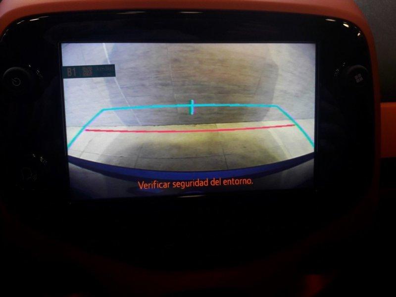 Citroen C1 VTi 53kW (72CV) Urban Ride
