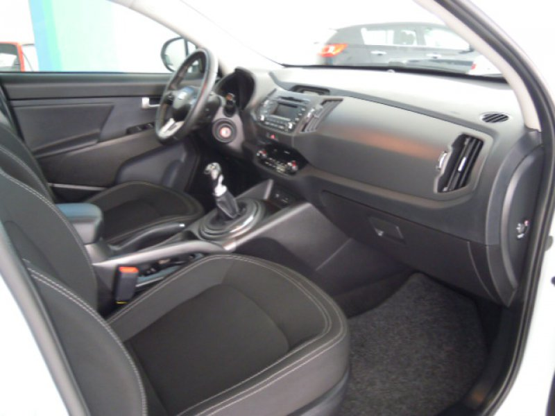 Kia Sportage 2.0 CRDI VGT 4x2 Pack vision Drive