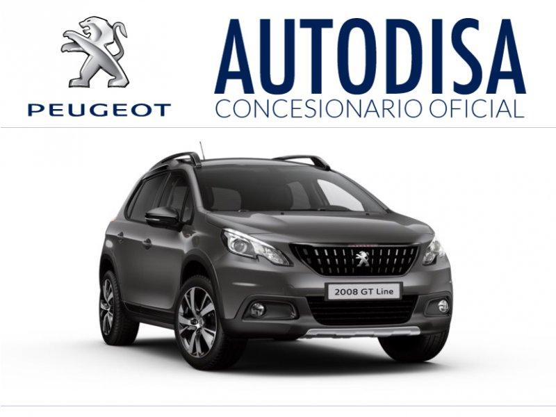 Peugeot 2008 1.2 PureTech 96KW (130CV) S&S GT Line