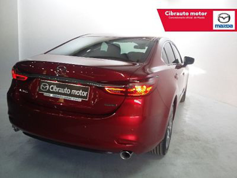 Mazda Mazda6 2.2 SKYACTIVE-D 110kW (150CV) Zenith ZENITH