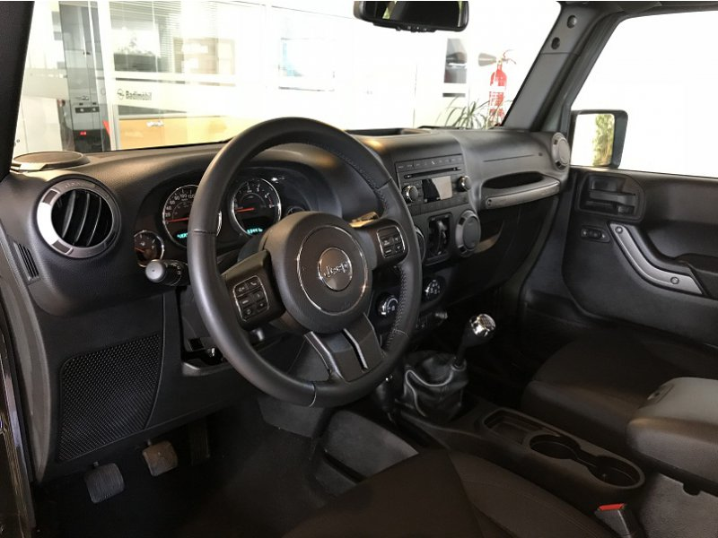 Jeep Wrangler Unlimited 2.8 CRD 200 CV Sport