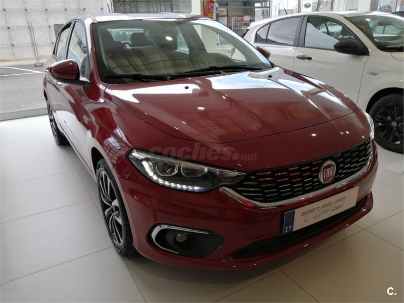 Fiat Tipo Sedán 1.4 70kW (95CV) Lounge