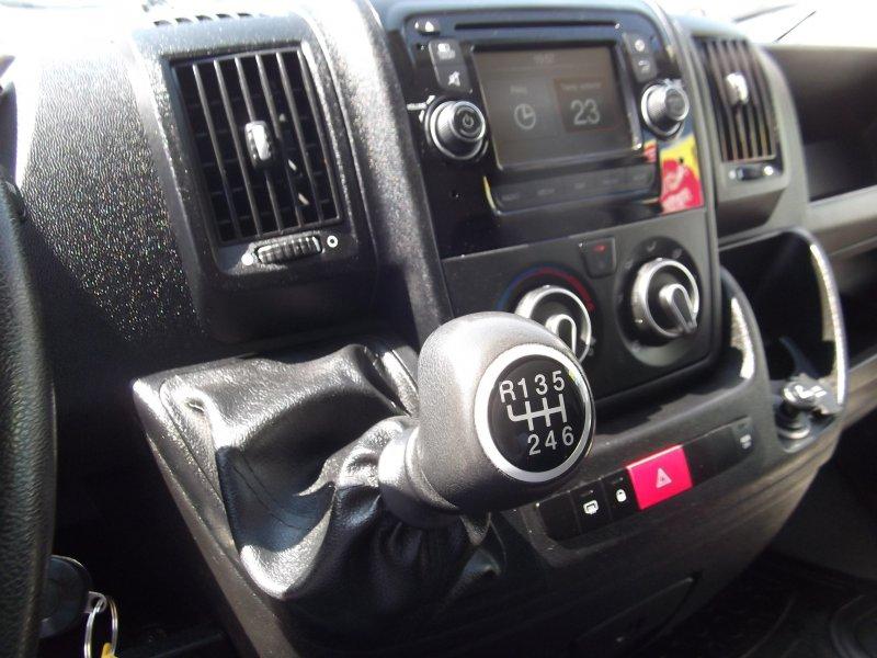 Peugeot Boxer 330 L1H1 HDi 110 Pack