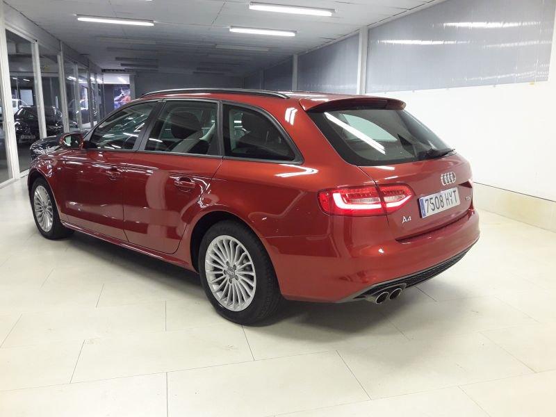 Audi A4 Avant 2.0 clean dies TDI 190cv S line ed S line edition